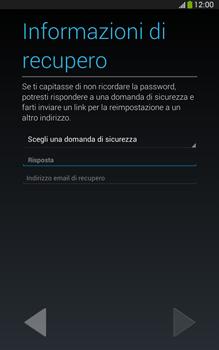 Samsung Galaxy Tab 3 8-0 LTE - Applicazioni - Configurazione del negozio applicazioni - Fase 12