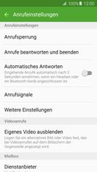 Samsung A310F Galaxy A3 (2016) - Anrufe - Anrufe blockieren - Schritt 6