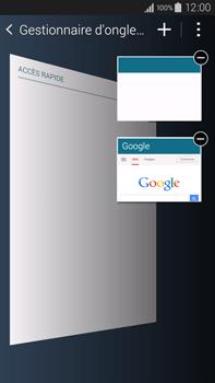 Samsung Galaxy Note 4 - Internet et roaming de données - Navigation sur Internet - Étape 16