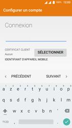 Wiko Lenny 3 - E-mail - Configuration manuelle (outlook) - Étape 8