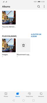 Huawei P30 Pro - Photos, vidéos, musique - Envoyer une photo via Bluetooth - Étape 4
