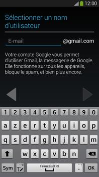 Samsung Galaxy Note 3 - Applications - Créer un compte - Étape 7