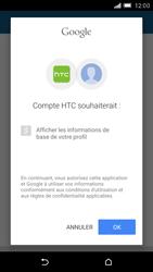 HTC One M9 - Premiers pas - Créer un compte - Étape 22