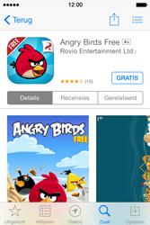 Apple iPhone 4S (iOS 8) - apps - app store gebruiken - stap 15