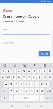 Samsung Galaxy Note 8 - Applicazioni - Configurazione del negozio applicazioni - Fase 6