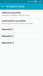 Samsung Galaxy A5 (2016) (A510F) - Netzwerk - Manuelle Netzwerkwahl - Schritt 8