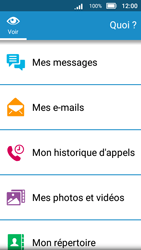 Doro 8031 - Photos, vidéos, musique - Envoyer une photo via Bluetooth - Étape 4