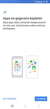 LG g7-fit-dual-sim-lm-q850emw-android-pie - Instellingen aanpassen - Nieuw toestel instellen - Stap 12