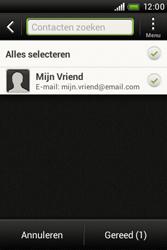 HTC A320e Desire C - E-mail - e-mail versturen - Stap 6