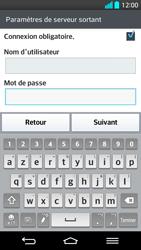 LG G2 - E-mails - Ajouter ou modifier un compte e-mail - Étape 16