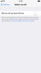 Apple iPhone 6 - iOS 12 - Bellen - bellen via wifi (VoWifi) - Stap 5