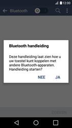 LG LG K4 - bluetooth - headset, carkit verbinding - stap 5