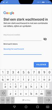 Huawei P20 Lite Dual-SIM (Model ANE-LX1) - Applicaties - Account aanmaken - Stap 12