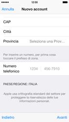 Apple iPhone 5c - iOS 8 - Applicazioni - Configurazione del negozio applicazioni - Fase 23