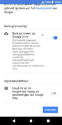 Sony Xperia XZ2 Compact - Applicaties - Account instellen - Stap 16