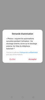 Oppo A53s - Photos, vidéos, musique - Envoyer une photo via Bluetooth - Étape 4
