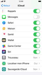 Apple iPhone SE - iOS 13 - Données - créer une sauvegarde avec votre compte - Étape 10