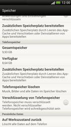 HTC Z520e One S - Fehlerbehebung - Handy zurücksetzen - Schritt 7