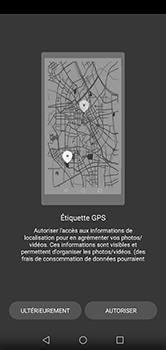 Huawei P20 lite - Photos, vidéos, musique - Prendre une photo - Étape 5