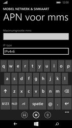 Microsoft Lumia 640 - MMS - handmatig instellen - Stap 10