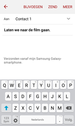 Samsung J120 Galaxy J1 (2016) - E-mail - E-mails verzenden - Stap 9