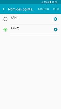 Samsung Galaxy A8 - Internet et roaming de données - Configuration manuelle - Étape 17