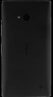 Microsoft Lumia 535 - SIM-Karte - Einlegen - Schritt 2