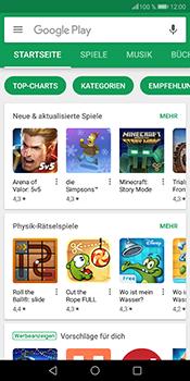 Huawei Mate 10 Pro - Apps - Herunterladen - Schritt 4