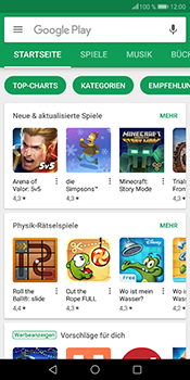 Huawei Mate 10 Pro - Apps - Herunterladen - 4 / 17
