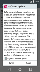 LG Spirit 4G - Software - Installing software updates - Step 9