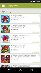 HTC One M8 - Apps - Herunterladen - Schritt 16