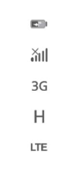 Huawei Nova 5T - Premiers pas - Comprendre les icônes affichés - Étape 19