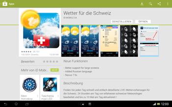 Sony Xperia Tablet Z LTE - Apps - Installieren von Apps - Schritt 17