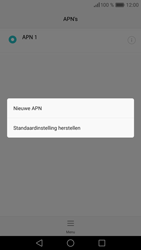 Huawei P9 Lite - Internet - handmatig instellen - Stap 11