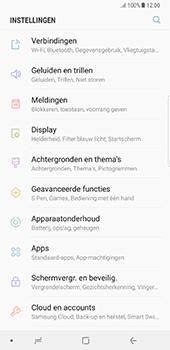 Samsung Galaxy Note 8 (SM-N950F) - WiFi - Mobiele hotspot instellen - Stap 4