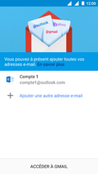 Nokia 3 - E-mail - 032c. Email wizard - Outlook - Étape 12