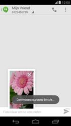 LG D821 Google Nexus 5 - MMS - hoe te versturen - Stap 12