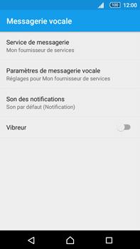 Sony Xperia Z5 Premium (E6853) - Messagerie vocale - Configuration manuelle - Étape 7