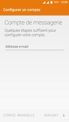 Wiko Lenny 3 - E-mail - Configuration manuelle (outlook) - Étape 5