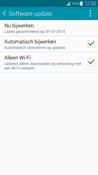 Samsung Galaxy Note 4 - software - update installeren zonder pc - stap 6