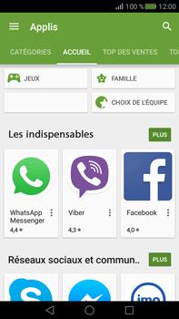 Huawei Mate S - Applications - Télécharger des applications - Étape 5