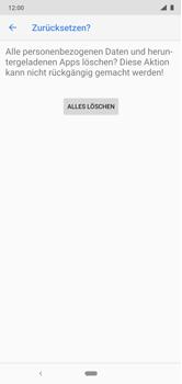 Nokia 6.1 Plus - Android Pie - Fehlerbehebung - Handy zurücksetzen - Schritt 11