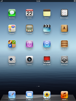 Apple The New iPad - Applicaties - Downloaden - Stap 1