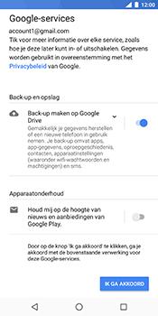Nokia 7 Plus - apps - account instellen - stap 17
