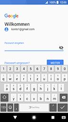 Sony Xperia XA2 - E-Mail - Konto einrichten (gmail) - Schritt 11