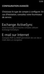 Nokia Lumia 625 - E-mails - Ajouter ou modifier un compte e-mail - Étape 10