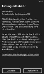 Nokia Lumia 820 / Lumia 920 - Apps - Installieren von Apps - Schritt 16