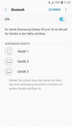 Samsung G390F Galaxy Xcover 4 - Bluetooth - Geräte koppeln - Schritt 9