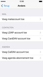 Apple iPhone 5s - E-mail - Handmatig instellen - Stap 7
