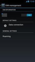 Acer Liquid Z5 - Internet - Manual configuration - Step 7